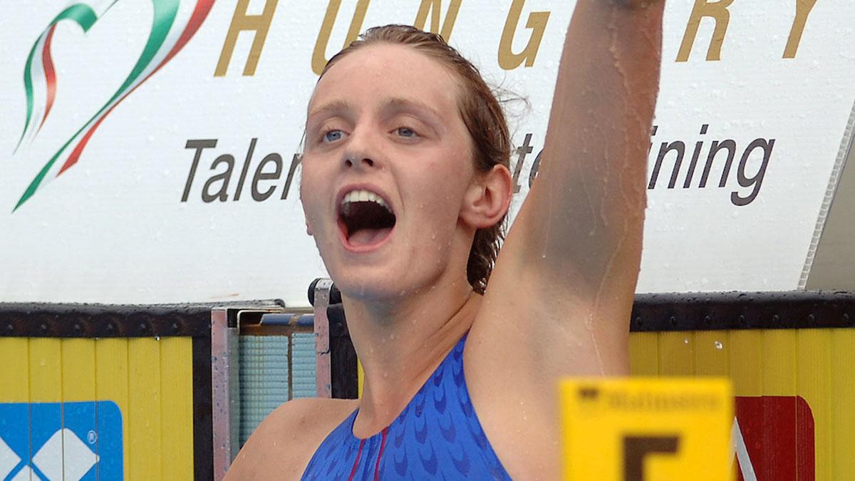 Fran Halsall 2006 European Championships
