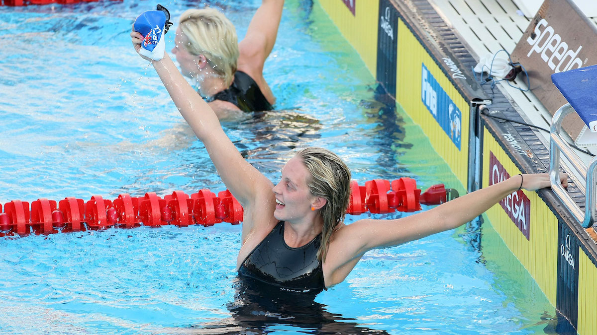 Fran Halsall Rome 2009 World Championships