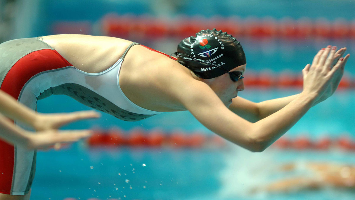 Fran Halsall Melbourne 2006 Commonwealth Games