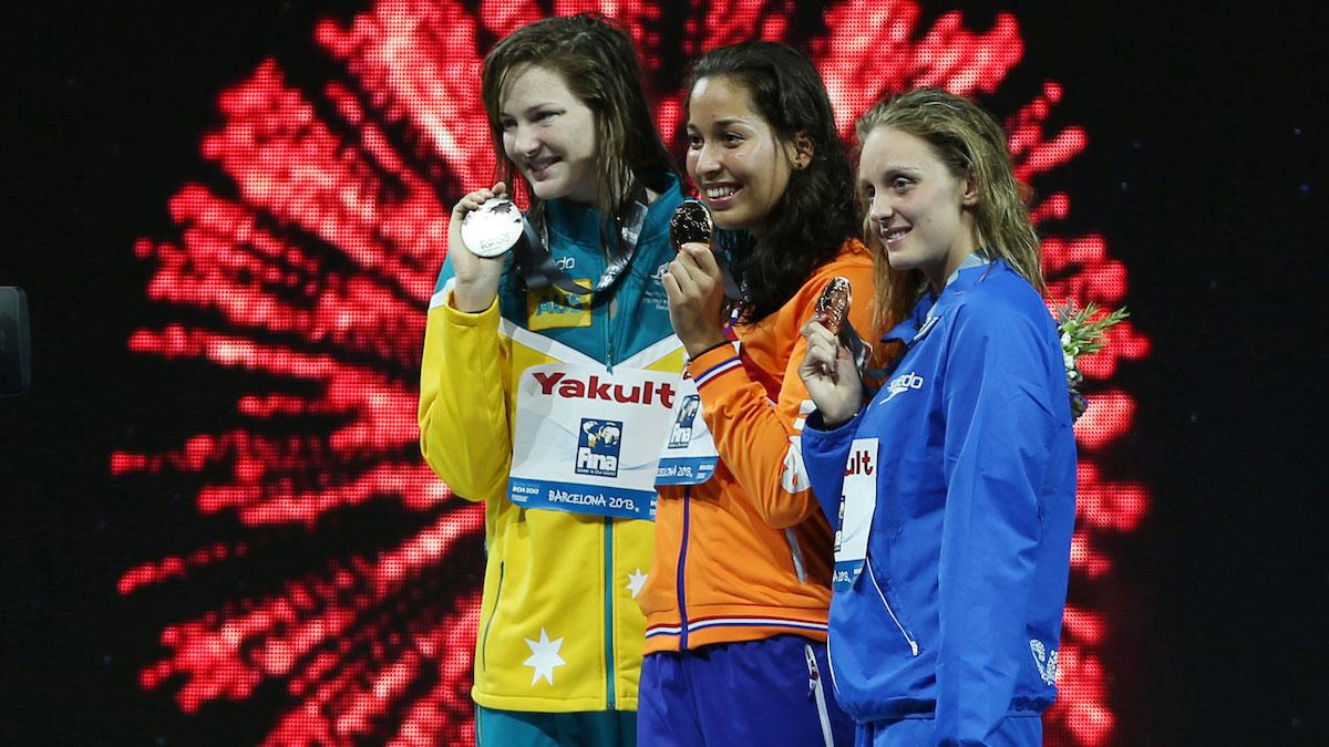 Fran Halsall Barcelona 2013 World Championships