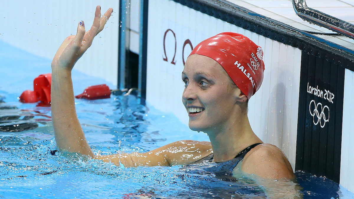 Fran Halsall London 2012 Olympic Games