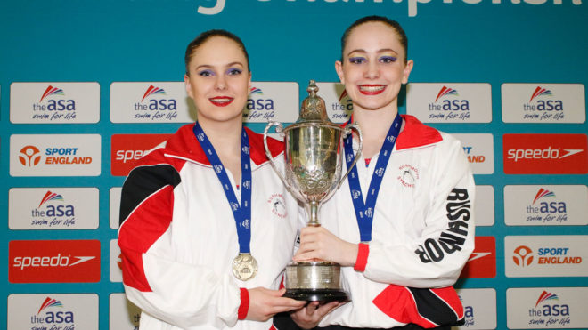 Brown and Randall capture Free Duet gold