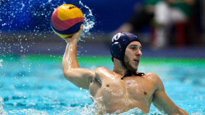 8 health benefits of playing water polo