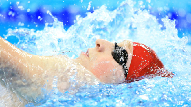 Litchfield and Willmott kick off medal charge in Luxembourg
