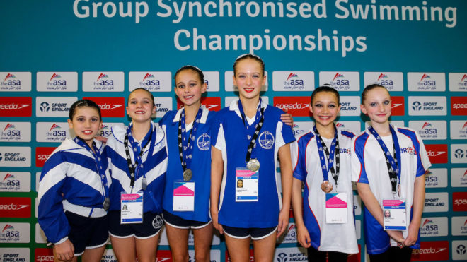 Three for Reading Royals on NAG Synchro day two