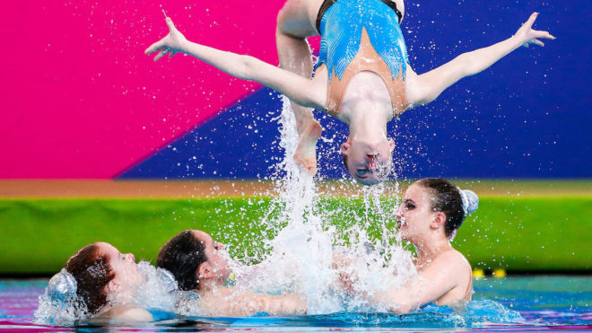 About the ASA National Synchronised Swimming Championships