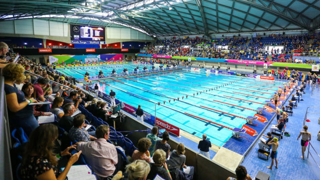 National Summer Meet Spectator Information