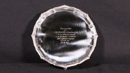 Swimming Enterprises Ltd Trophy