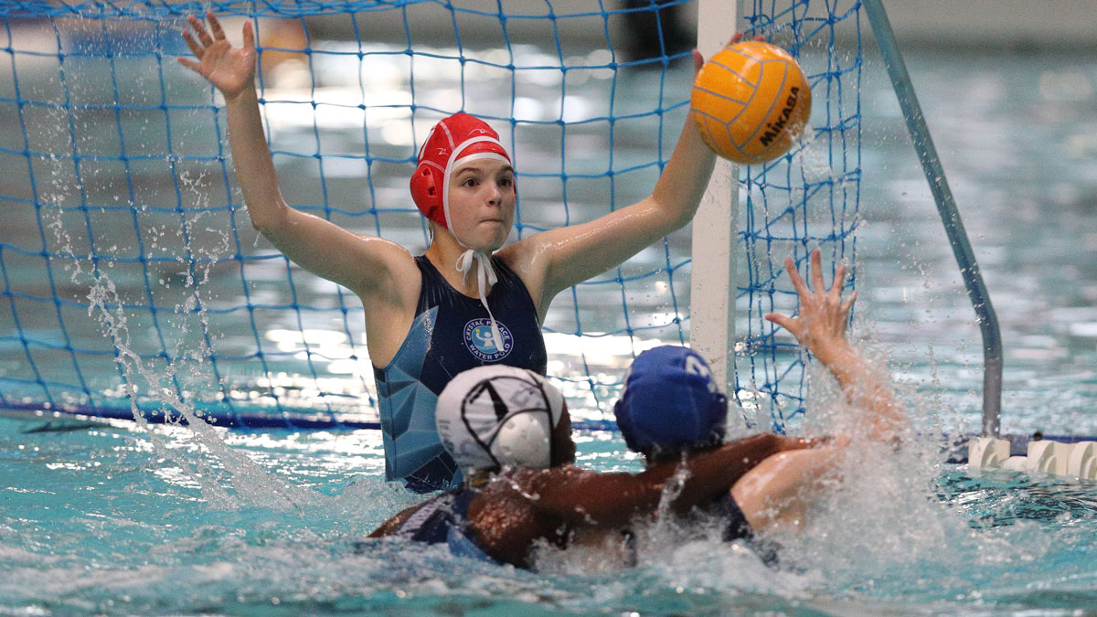 An introduction to water polo