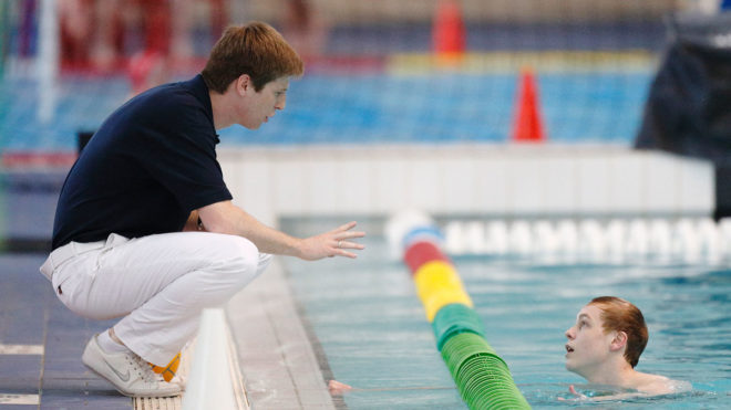 Apply to run a water polo officials qualification course