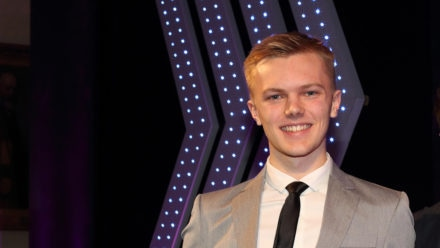 Connor Hill profile – LGBT History Month