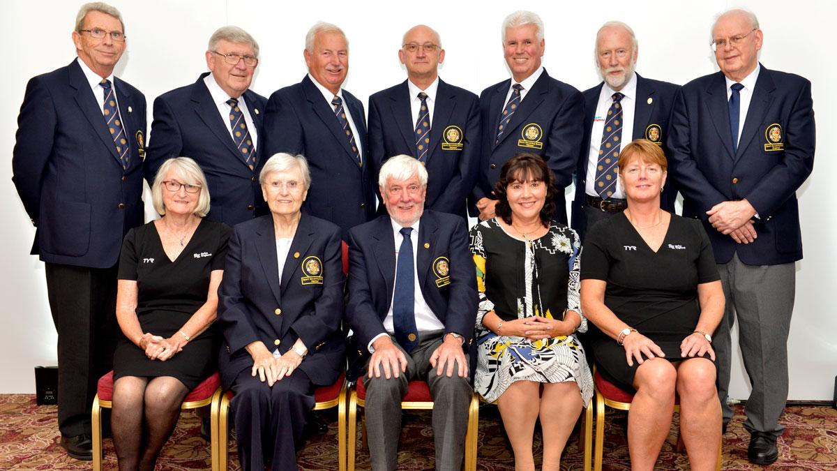 Swim England board changes