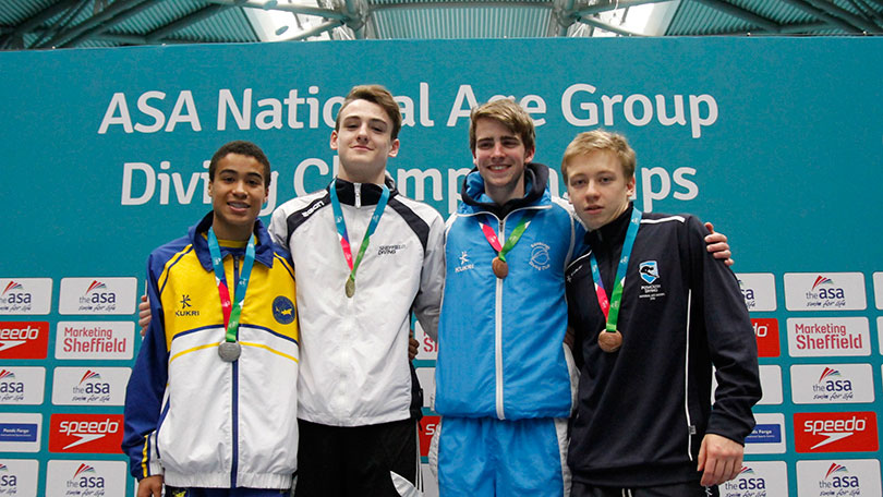 City of Sheffield take double gold in session seven