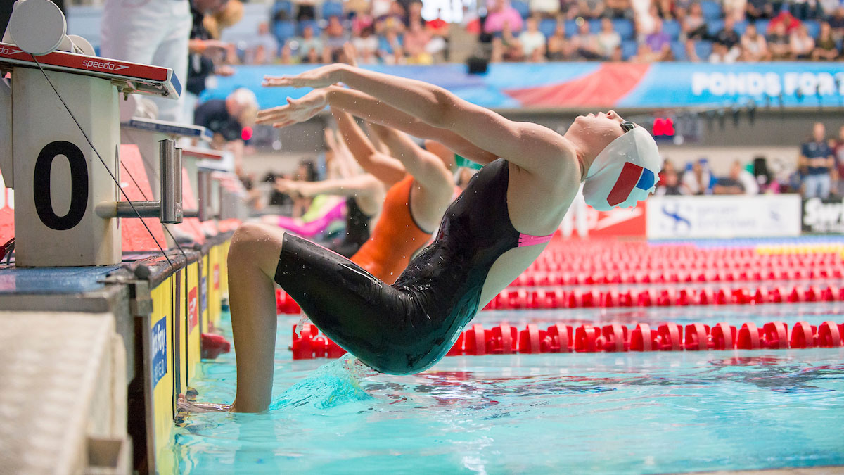 National Summer Meet Results