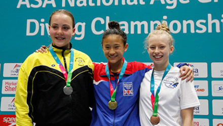 Cheng dominates 3m Springboard in session two