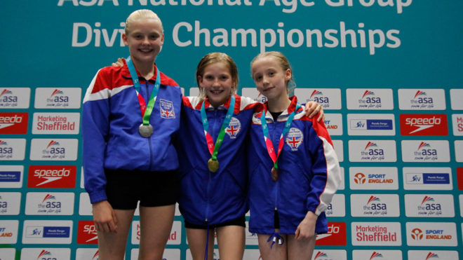 Evie Summers leads home Crystal Palace clean sweep