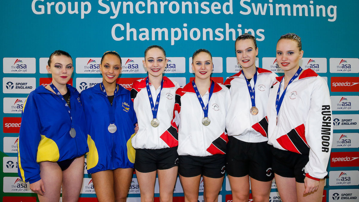 A trio of clean sweeps on NAG Synchro day three