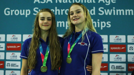 Bristol take 15-18yrs Duet on day two in Gloucester