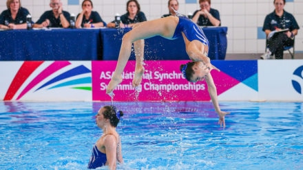 Entries open for the ASA National Synchro Champs