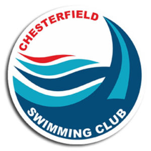 Chesterfield Swimming Club Masters logo