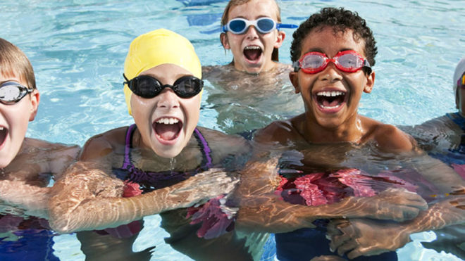 The Learn to Swim Framework - an introduction for swimming teachers
