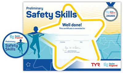 Swim England Preliminary Safety Skills