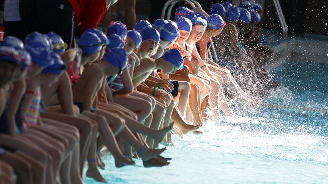 Become a Swim England swim school member