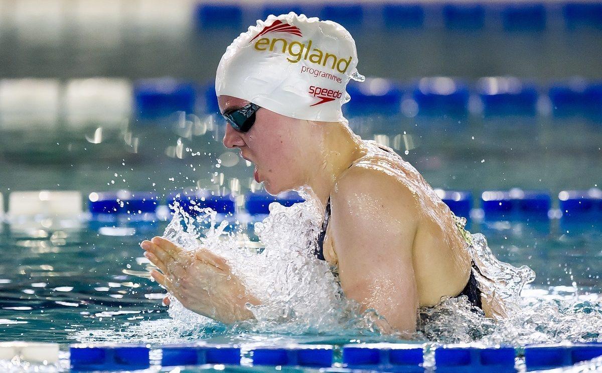 Swimming Coach Development in England