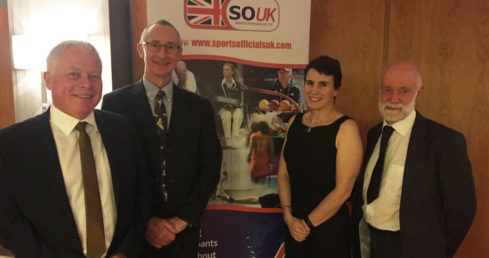Volunteers celebrated at annual SOUK Awards