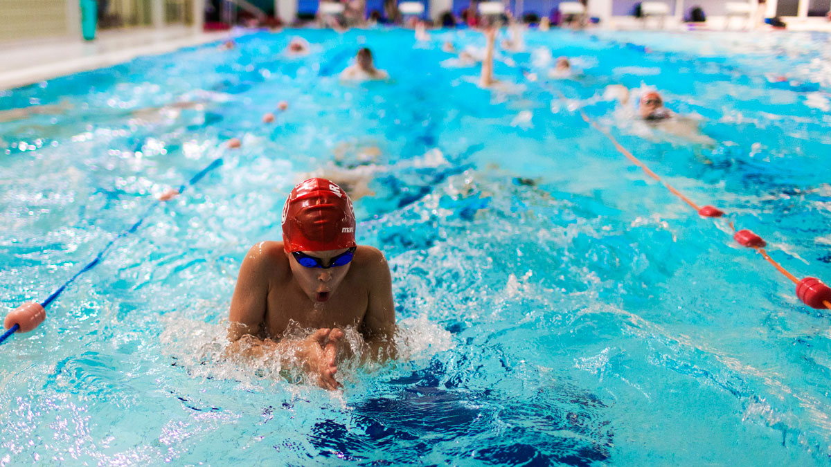 Swim England Handbook, Laws and Information