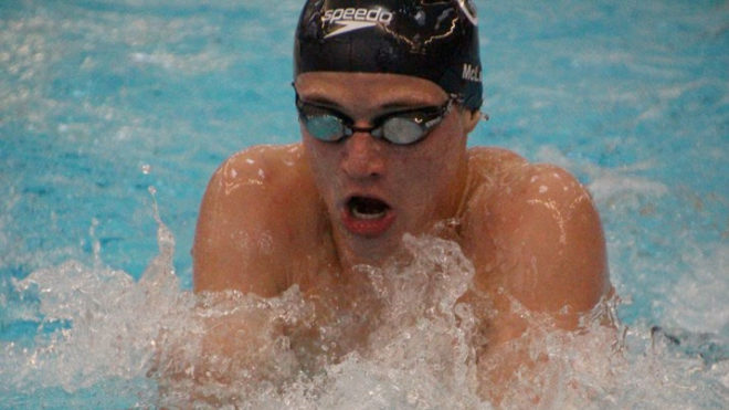 Craig McLean lowers British record for Freestyle gold