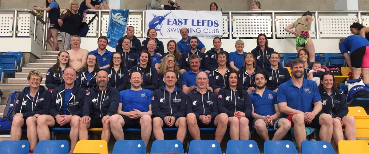 East Leeds team