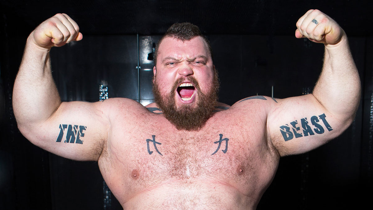 Image result for eddie hall