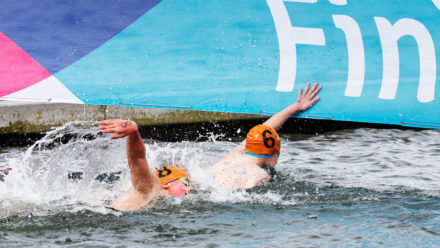 Crisp and Barber win 1.5km golds at Rother Valley
