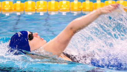Hannah Russell and Bethany Firth on record-breaking form