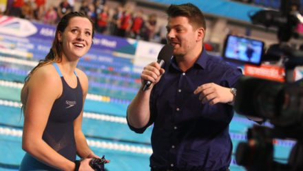 Molly Renshaw posts British Record at Winter Meet