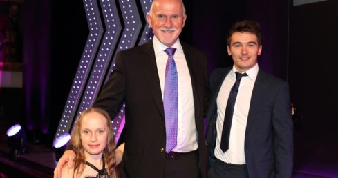 Volunteers recognised at ASA Aquatics Awards 2016