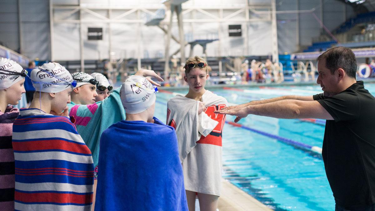 How to affiliate your club to Swim England