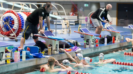 Get Involved with Swimming Coaching