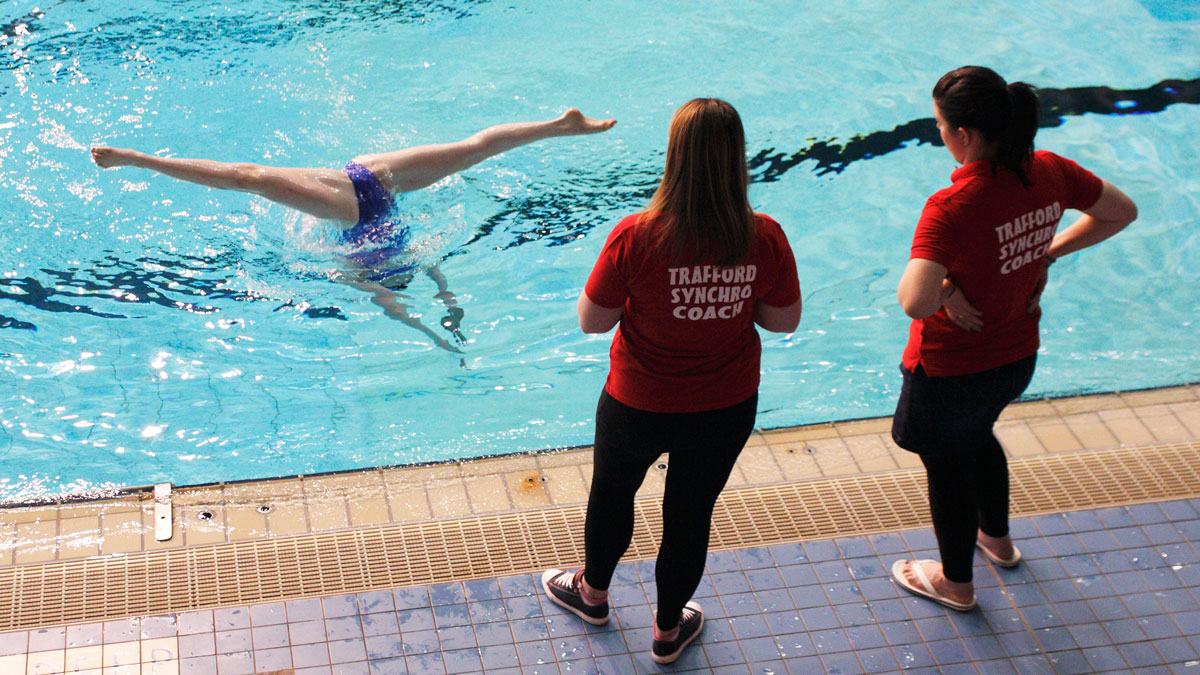 Get Involved With Synchro Coaching