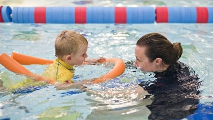Introducing the four Frameworks for swimming teachers