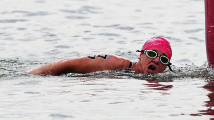 How to prepare for your first open water swim