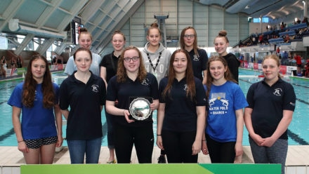 Rotherham claim two water polo plate trophies
