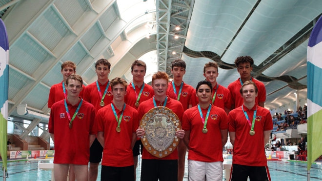 City of Sheffield take U17 National Age Group crown