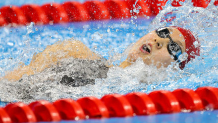 Alice Tai wins clash of world record holders in Sheffield