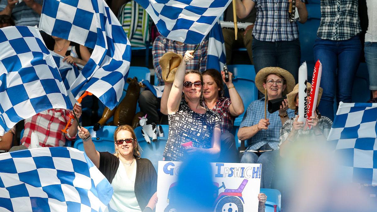 Team Ipswich Fans