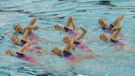 Get ready for the National Synchro Championships