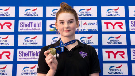 Freya Anderson shines to win first senior British title