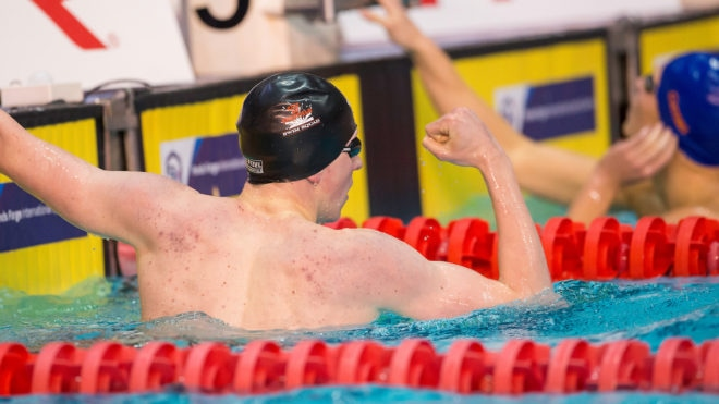 Max Litchfield claims second title of 2017 British Champs