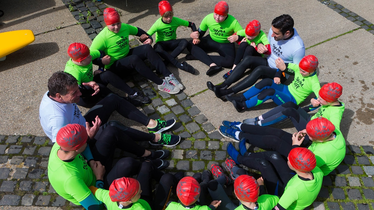 Swim England and Norton bring water safety to primary schools